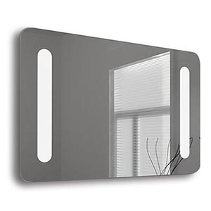 Led mirror bathroom led bathroom mirror manufacturers for Mirror 60 x 90