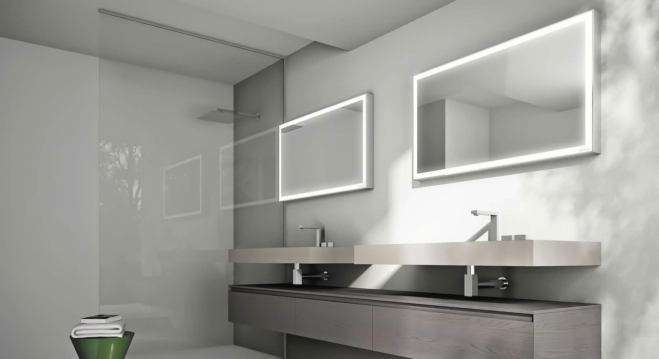 Illuminated Bathroom Mirror Cabinet: LED-vanity-bathroom-mirrors-bathroom-vanity-cabinets