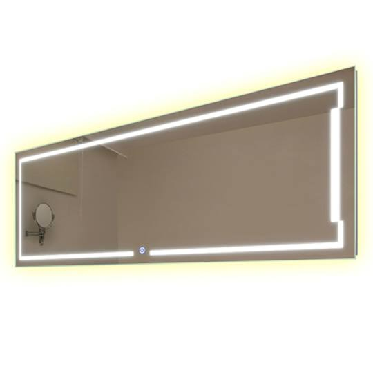 full length wall mounted mirror with led light made in china fbs 11 led bathroom mirror. Black Bedroom Furniture Sets. Home Design Ideas