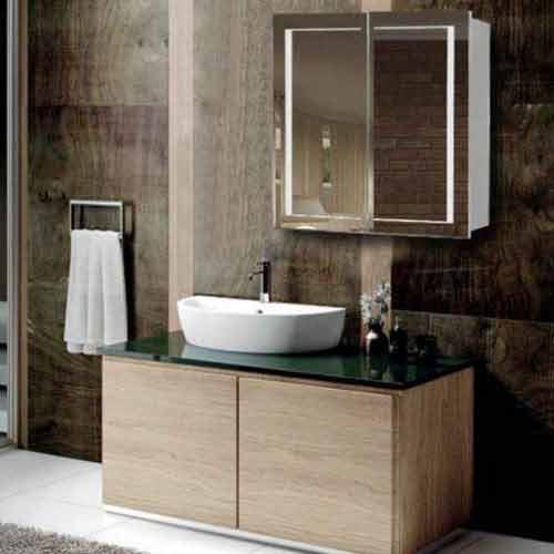 Illuminated Mirror Cabinet Suppliers Fp06 Led Bathroom Mirror Manufacturers