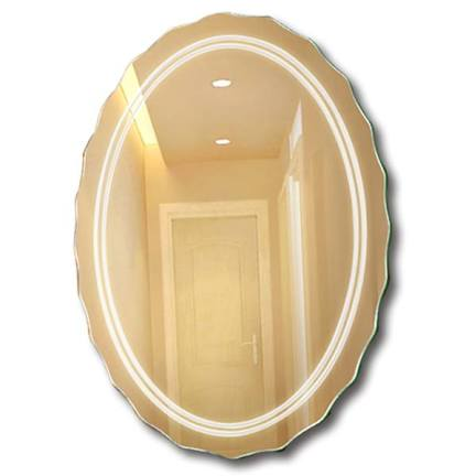 Frameless mirror llo 07 led bathroom mirror manufacturers for Mirror manufacturers