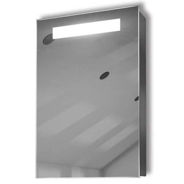 Illuminated mirror cabinet fac 01 60x40x14 50x70x14 led for Mirror 40 x 60