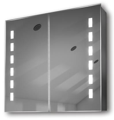 Bathroom Lighted Mirror Cabinet Lowes Design On Promotion
