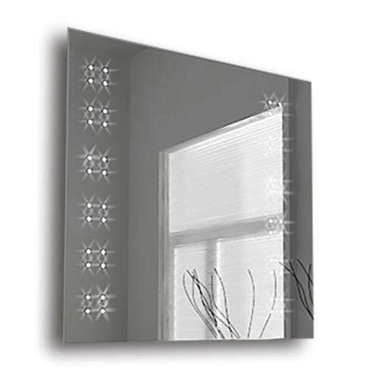 Illuminated mirror ffs 28 led bathroom mirror manufacturers for Mirror manufacturers