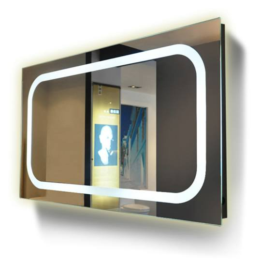 Led mirror ffs 08 led bathroom mirror manufacturers for Mirror manufacturers