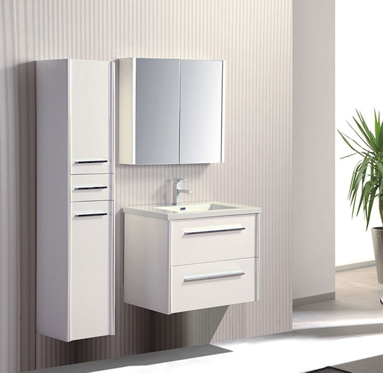 Manufacturers suppliers china pvc mirror cabinet fsa 05 Bathroom cabinet manufacturers