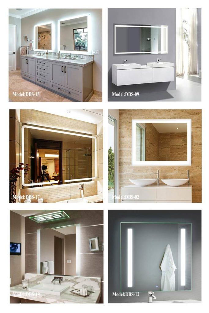 Westin Hotel Led Lighted Mirrors Led Bathroom Mirror