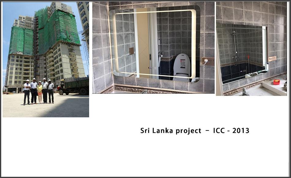 Excellent Charter House Introduces INDA Bathware In Sri Lanka